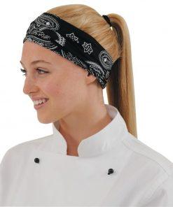 Buff Headwear Cashmere Black Pattern